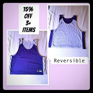 Nike reversible tank